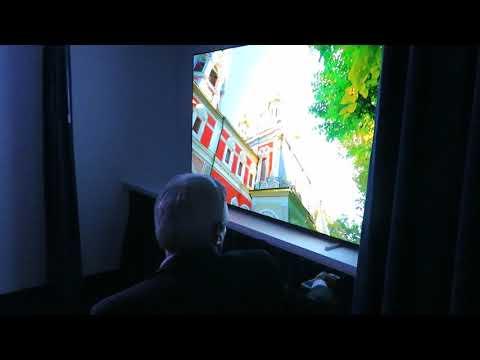 Philips 2020: 8K OLED Prototyp