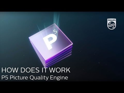 How does it work: Philips TV P5 Picture Quality Engine
