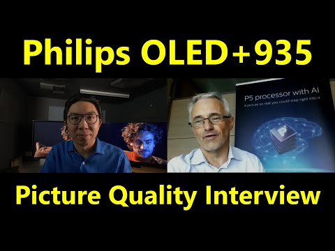 Philips Explain Picture Quality Upgrades on OLED+ 935 Including Burn-In Prevention [PROMOTED]