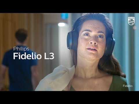Discover Philips Fidelio L3 headphones
