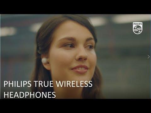 Philips True Wireless Headphones
