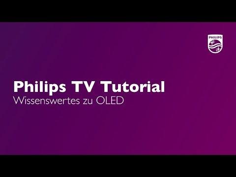Wissenswertes zu OLED - Philips TV Turorial