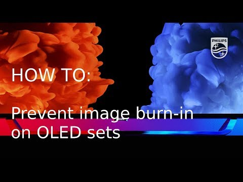 What is image burn-in and how to prevent it on OLED sets [2018]