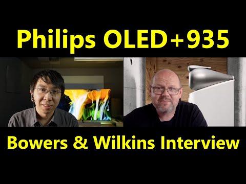 Bowers & Wilkins Speaker Enclosure on Philips OLED+ 935 Explained [PROMOTED]