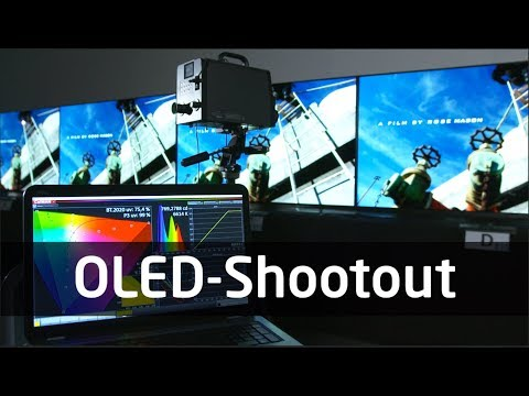 OLED Shootout 2018: LG vs. Sony vs. Philips vs. Panasonic - Wer hat das beste Bild?