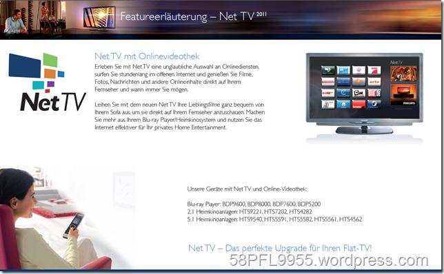 Philips Net TV 2011