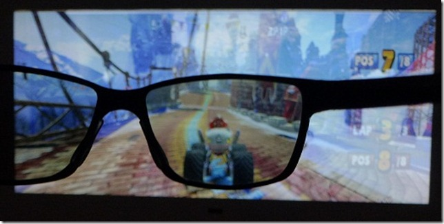 2011: Philips 3D Dual View - Right Side