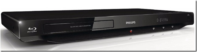 Philips BDP3200