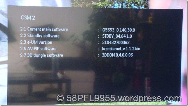 Philips 2010: Firmware 140.39