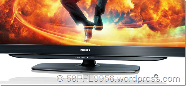 Philips Cinema 21:9 58PFL9956H/12
