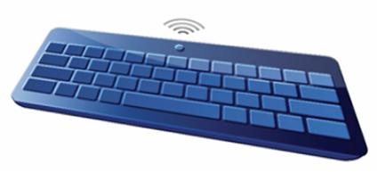 Philips SmartTV Control Keyboard