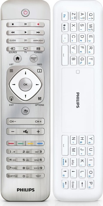 Philips Remote Control 8000 TV series