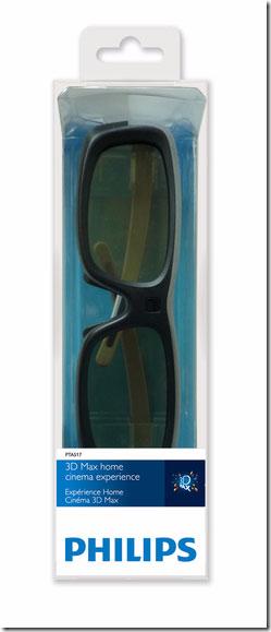 Philips: aktive 3D-Brille PTA517/00