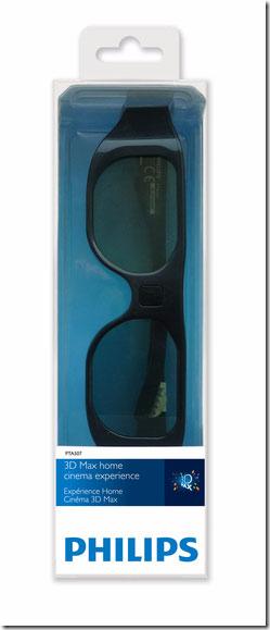 Philips PTA507/00 (aktive 3D-Brille)
