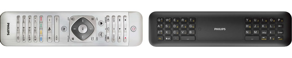 Philips 2012: Remote Control of 47PFL6877K
