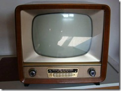 Philips TV from 1957