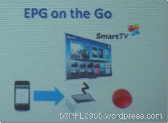 Philips 2013: EPG on the Go