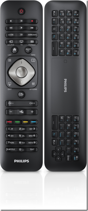 Philips 2013: Remote Control 7008 and 8008