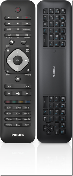 Philips 2013: Remote Control 6008