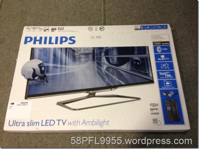 Philips 2013: 47PFL7008K/12