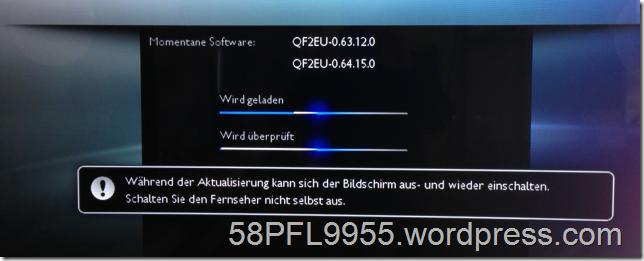 Philips QF2EU firmware 64.15