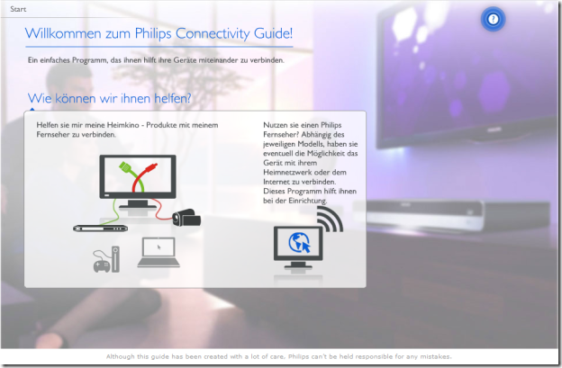 Philips Connectivity Guide