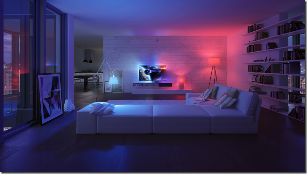 Philips: Ambilight + HUE