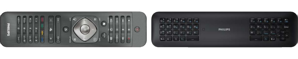 Philips 2013: Remote Control of 65PFL9708S