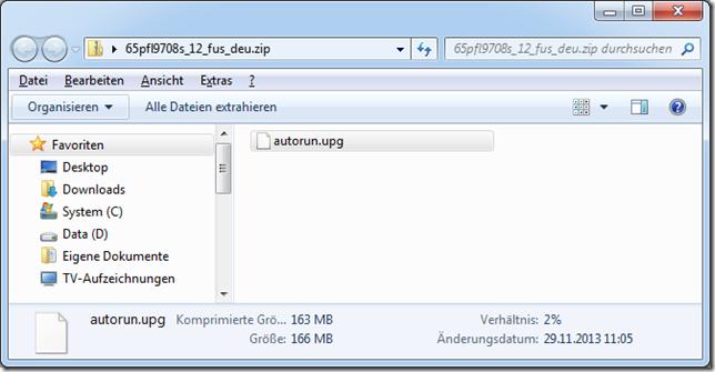 Philips Firmware Update