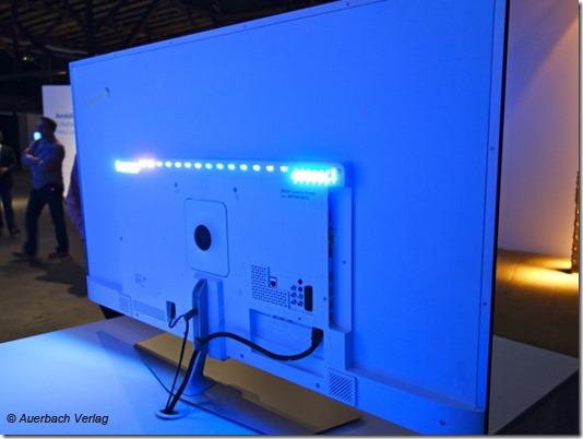 Philips 2014: Ambilight 4 on 8xx9