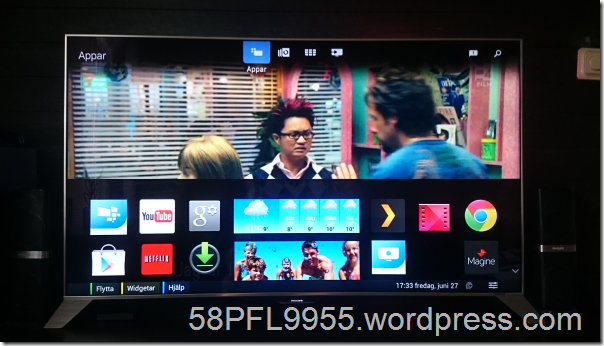 Philips 2014: Android TV - 48PFS8109/12