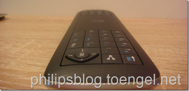Philips 2015: Remote with Swipe