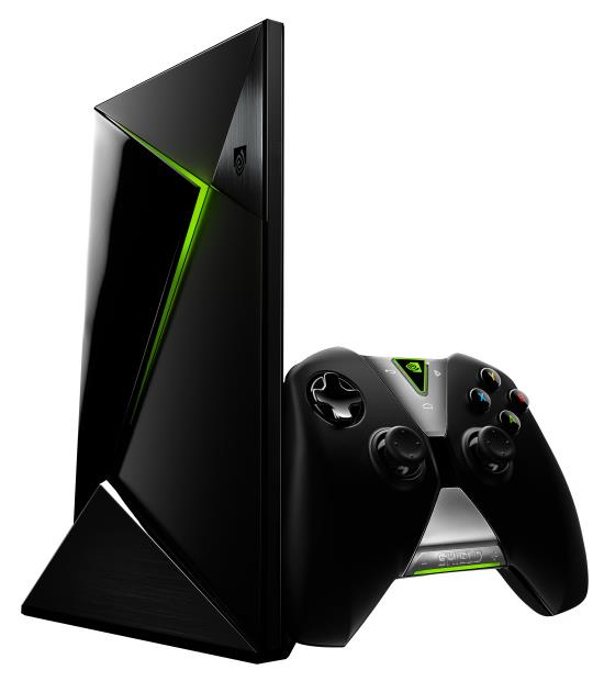 NVidia Shield mit Game Controller