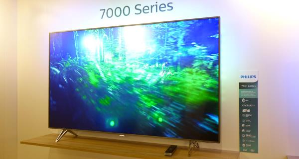 Philips 2016: 7601 Series