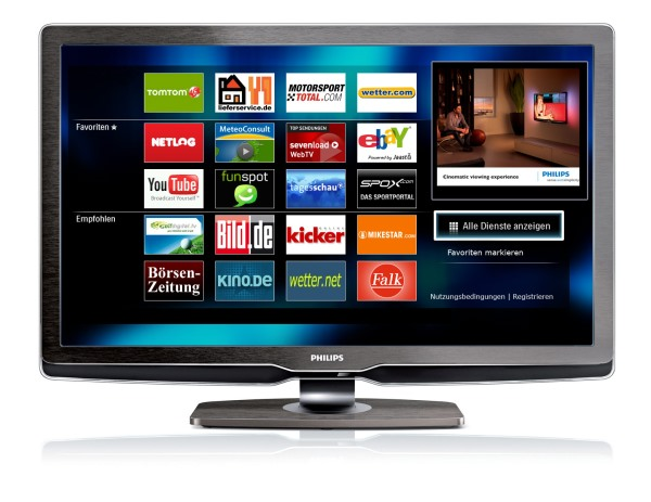 Philips 2009: NetTV Portal