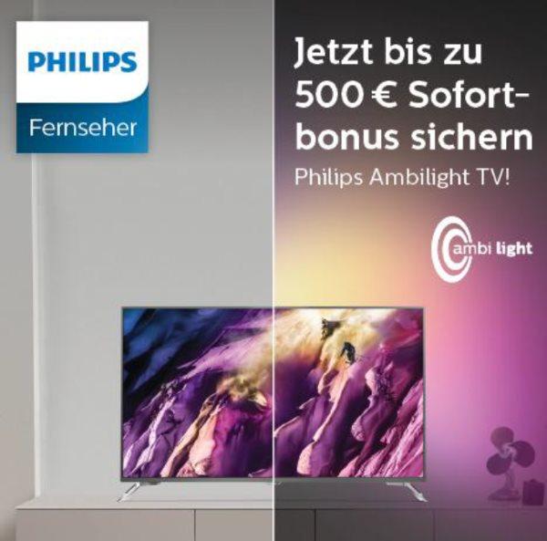 Philips Sofortbonus 24.11.2016 bis 14.1.2017