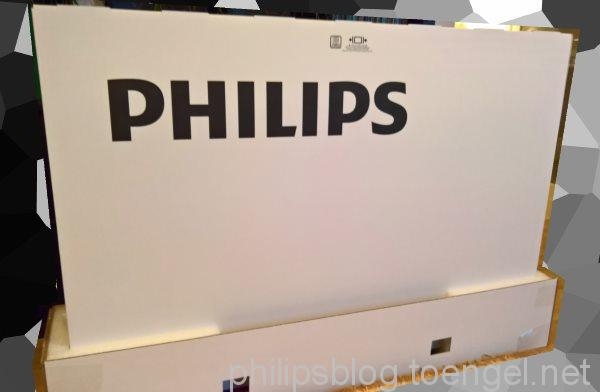Philips OLED 55POS901F/12 Unboxing