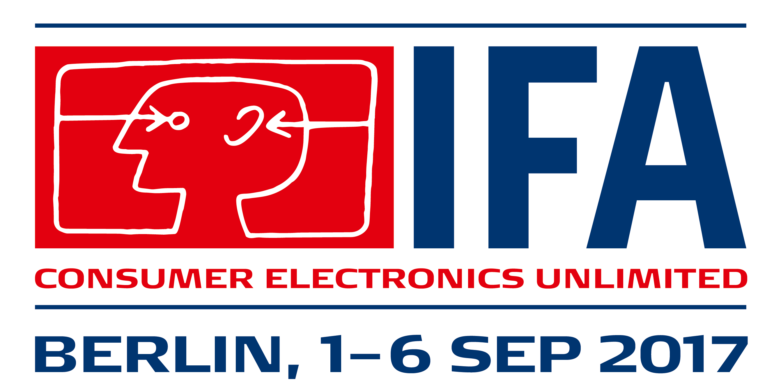 IFA 2017, Logo, 1-6 September 2017
