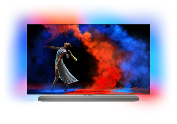Philips 2018: 65OLED973 OLED Series