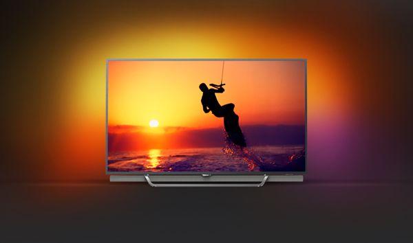 Philips 2017: Der 55PUS8602 und 65PUS8602 UHD TV mit Quantum Dot, HDR und Android TV