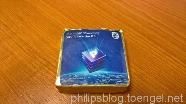 Philips P5: Unboxing