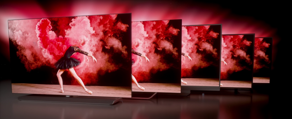 Philips 2018: Philips TVs 1. Halbjahr - OLED - LCD