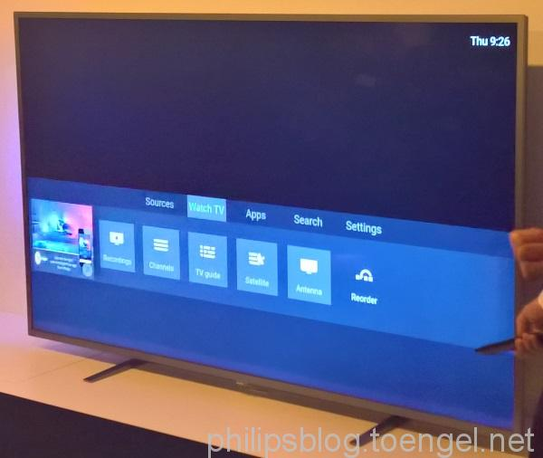 Philips: 2018: Philips Smart System Saphi