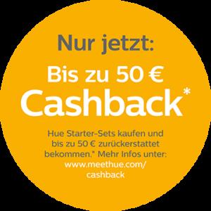 Philips Hue Cashback 2018