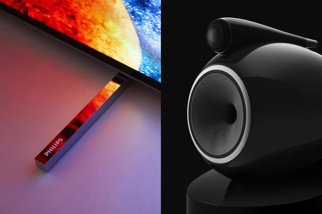 Philips (TP Vision) + Bowers & Wilkins