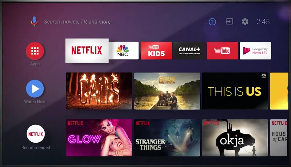 Philips: Android TV 8 Oreo Rollout hat begonnen