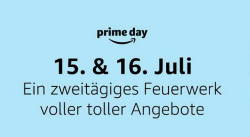 Amazon Prime Day 2019: 15. und 16. Juli