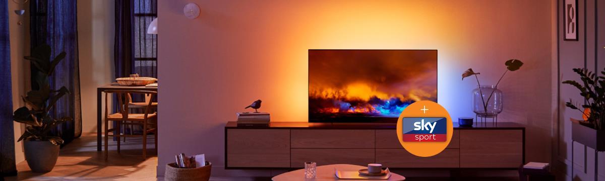 Philips Schweiz: 6 Monate Sky Sport geschenkt (25.11.2019-5.1.2020)