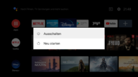Philips: Android TV Fernbedienung neu belegen (Restart Dialog)