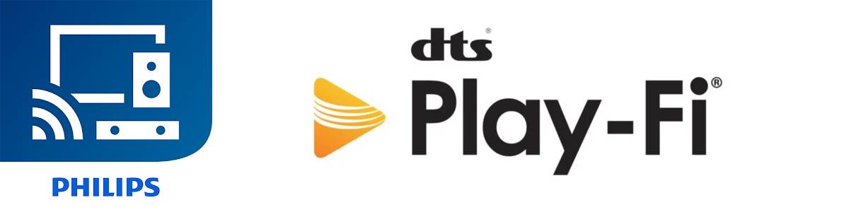 Philips Sound App powered by DTS Play-Fi
